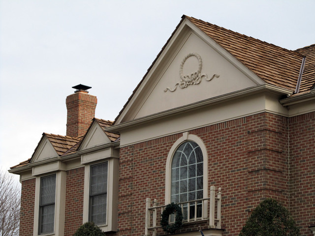 Roofing Northern Va Transitional Exterior Dc Metro By Style Roofing
