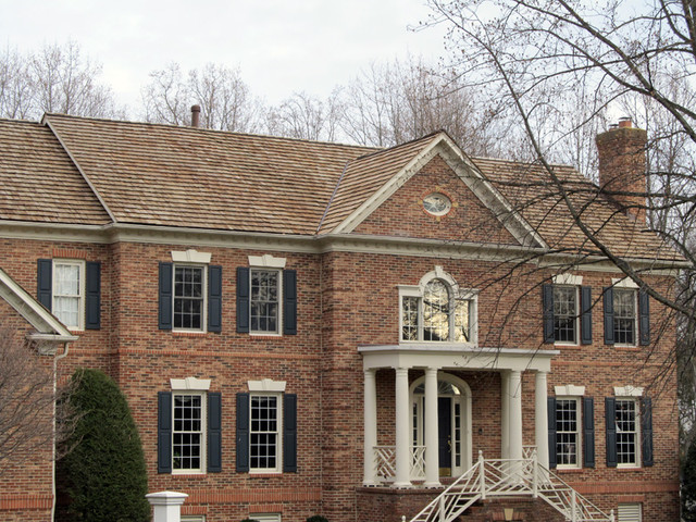 Roofing Northern Virginia - Transitional - Exterior - DC ...