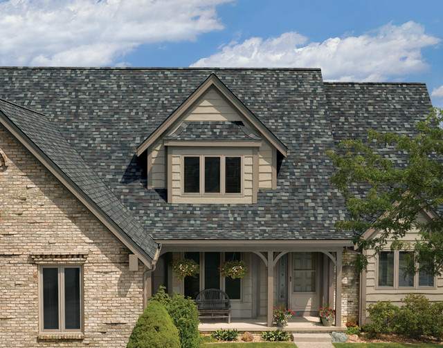 Roofing projects craftsman exterior minneapolis by for Craftsman roofing