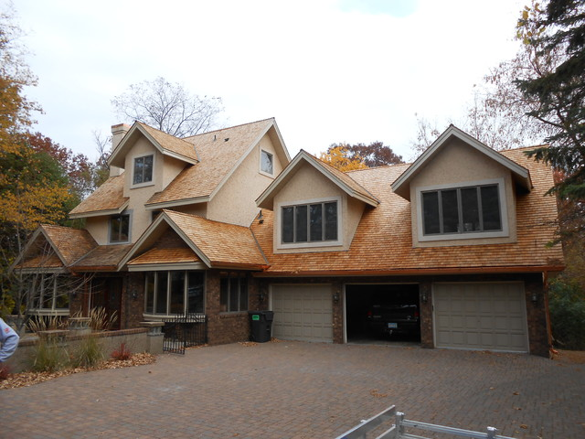 Roofing projects craftsman exterior minneapolis by Craftsman roofing
