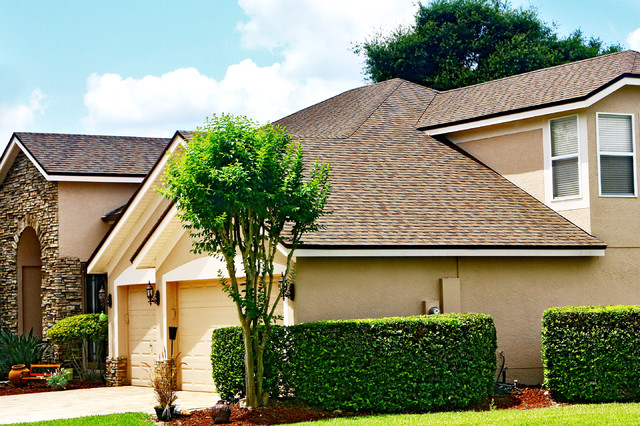 Roofing Traditional Exterior Orlando By Universal