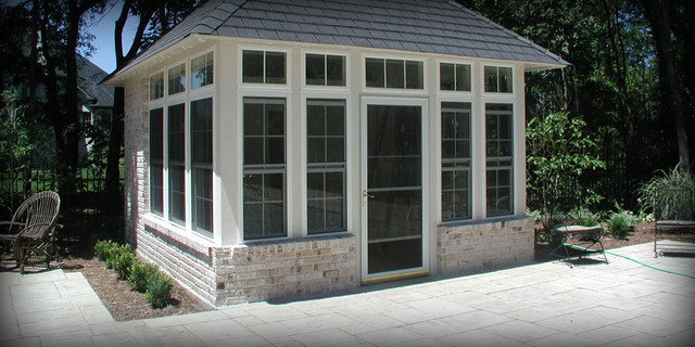 Room Addition Ideas traditional-exterior