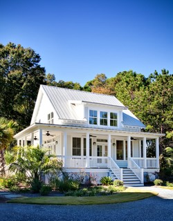 Room for Everyone - Traditional - Exterior - Charleston