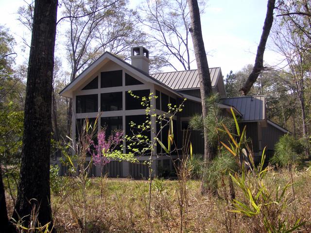Roschen Residence contemporary-exterior