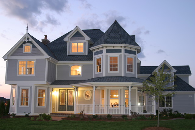 Rose Hill Victorian Exterior Chicago By Cl Design