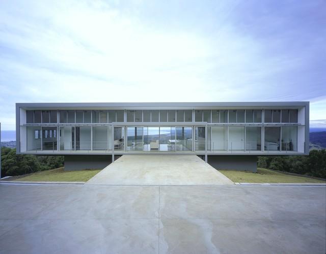 Rose House modern-exterior