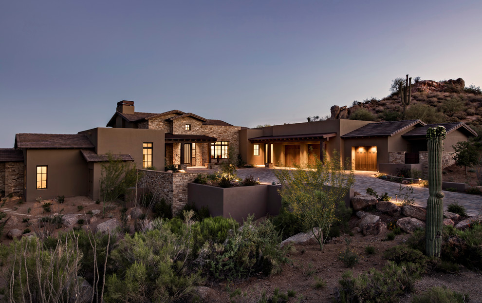 Rose Quartz house in Desert Mountain