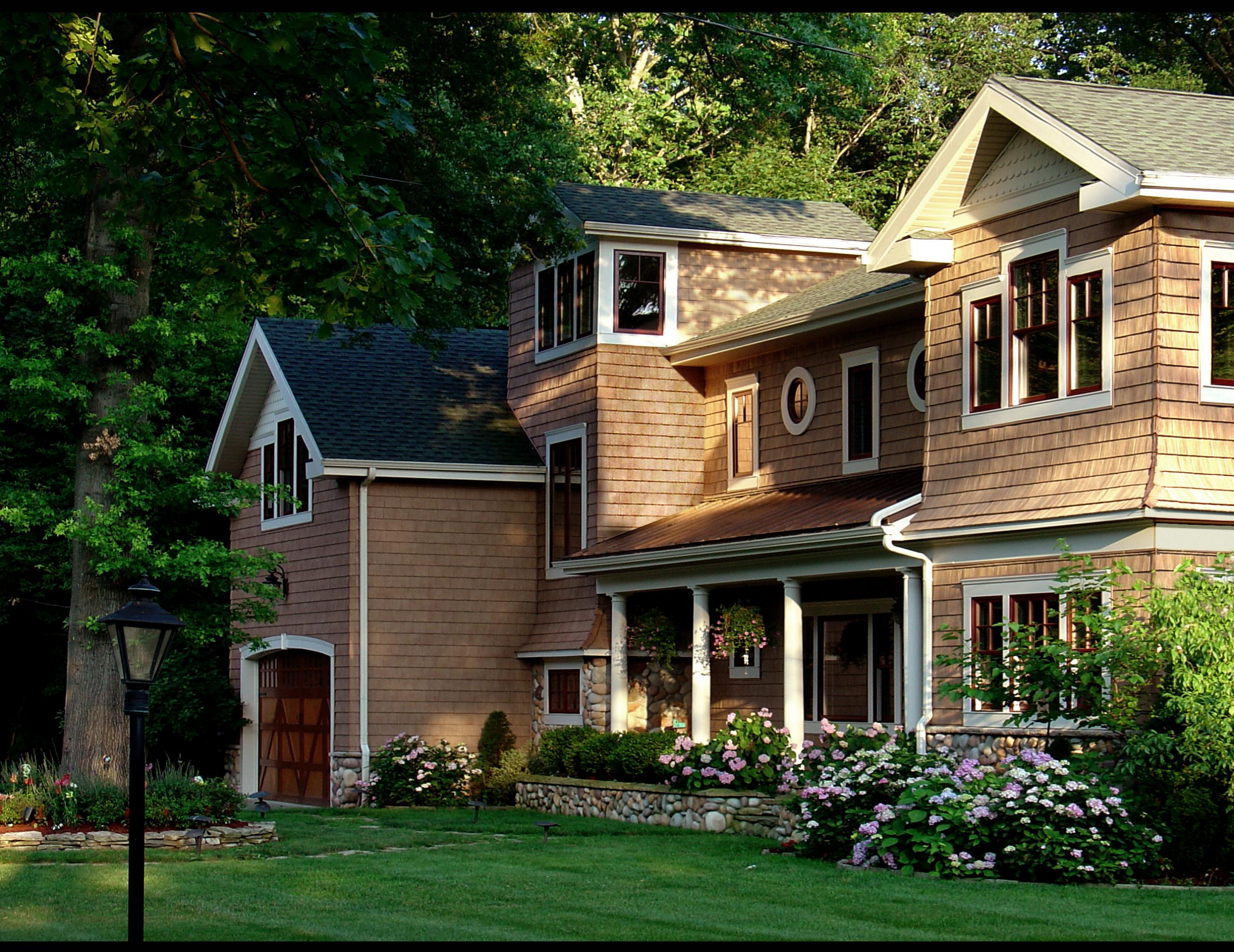rosenberg residence