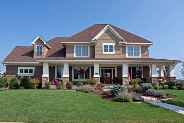 Royal Oaks Design, Inc. traditional exterior