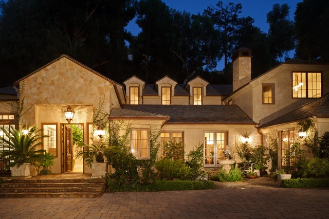 Rustic Canyon French Farmhouse