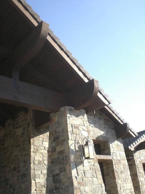 Rustic Craftsman rustic-exterior