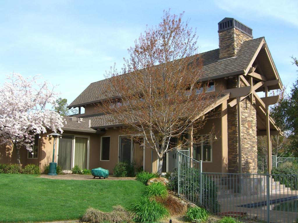 Rustic - Haley Residence #1
