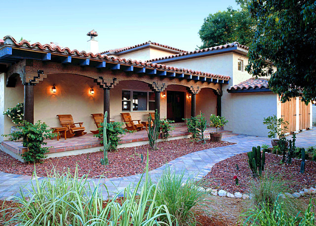 Rustic House Remodel Rustic Exterior Tampa By