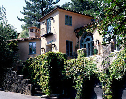 Ryan Associates - Remodels / Additions - Marin Remodel mediterranean-exterior