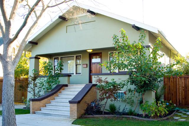 Sacramento bungalow(s) traditional-exterior