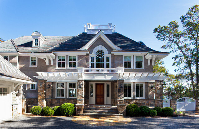 Sag Harbor traditional exterior