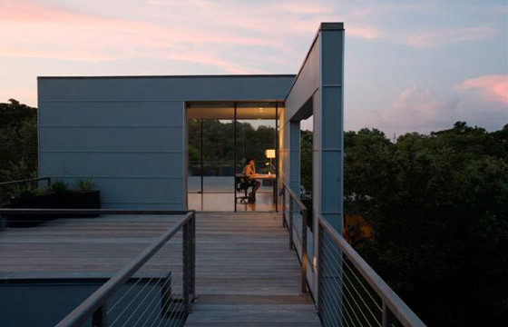 sago international | architecture | construction | timber ridge modern-exterior