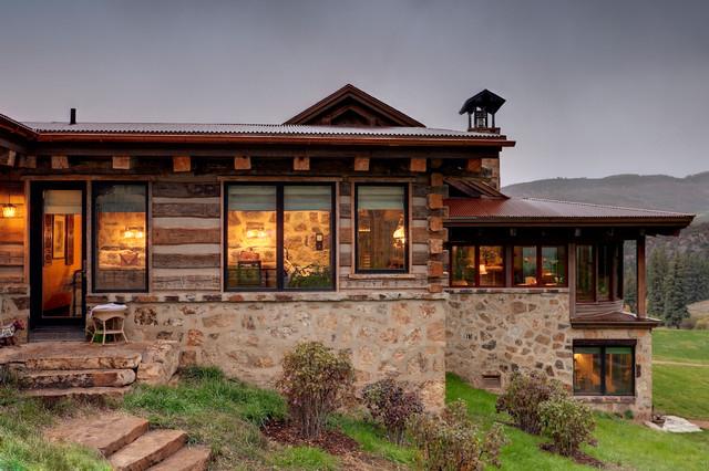 Salt Creek Homestead contemporary-exterior