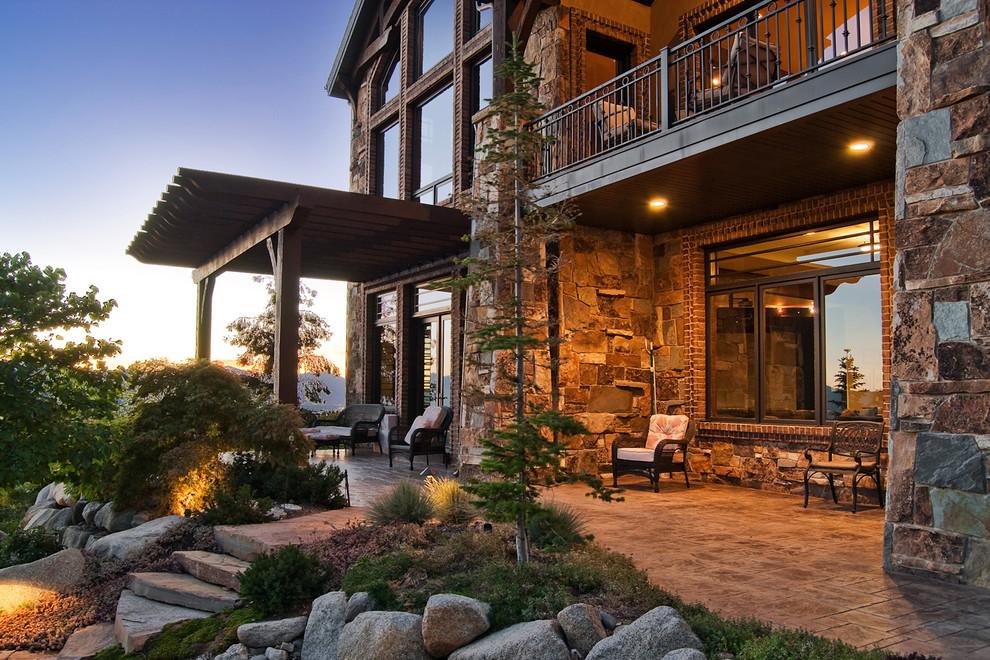 Salt Lake City, Utah Luxury Home by Markay Johnson ...