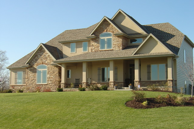 Sampling Of Some Of Our Custom Built Homes In The Lincoln Ne Area