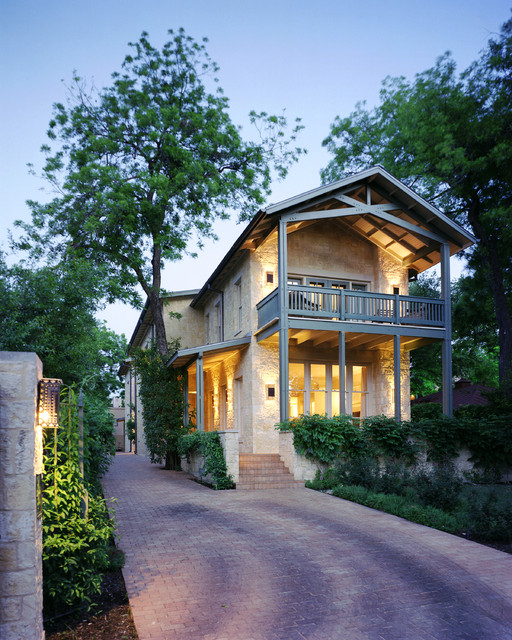 San Antonio River House