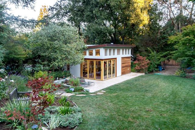 San Francisco Bay Area Artist Studio Modern Landscape