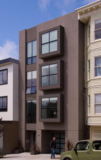 San Francisco Condominium