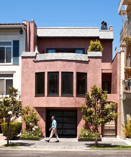San Francisco modern-exterior