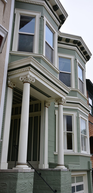 San Francisco Projects - Victorian - Exterior - San Francisco - By