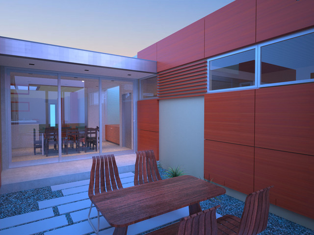 San Jose Remodel modern-exterior