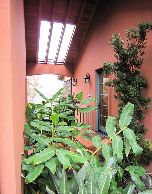 San Rafael Residence - two mediterranean-exterior
