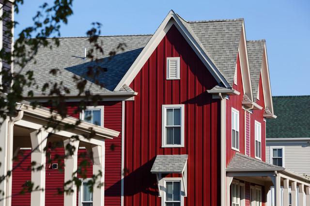 Sandywoods Farm eclectic-exterior