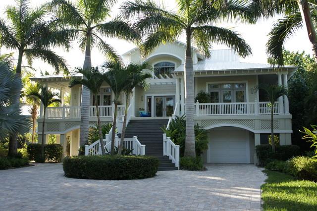 Sanibel Residence tropical-exterior