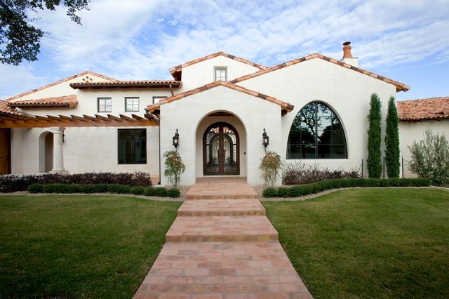 Exterior Santa Barbara Santa Barbara in Texas mediterranean-exterior