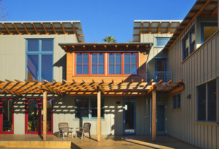 Santa Cruz Straw Bale House
