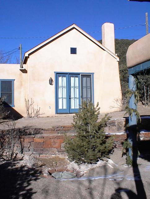 Santa Fe Addition traditional-exterior