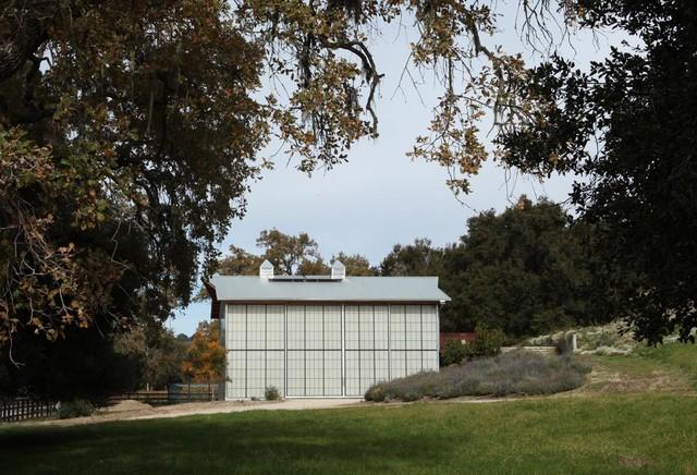 Farmhouse Exterior by Studio Carver