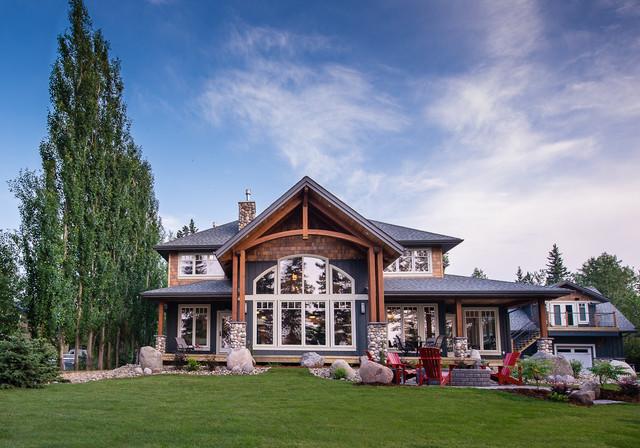 Saskatchewan Lakeside Retreat