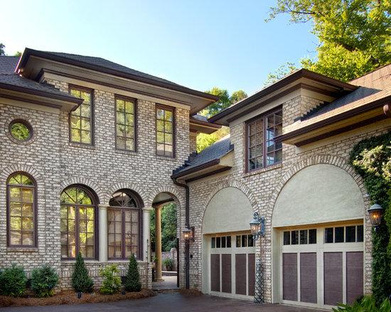 Premium custom stone and brick elevation exterior design for Brick and stone elevations