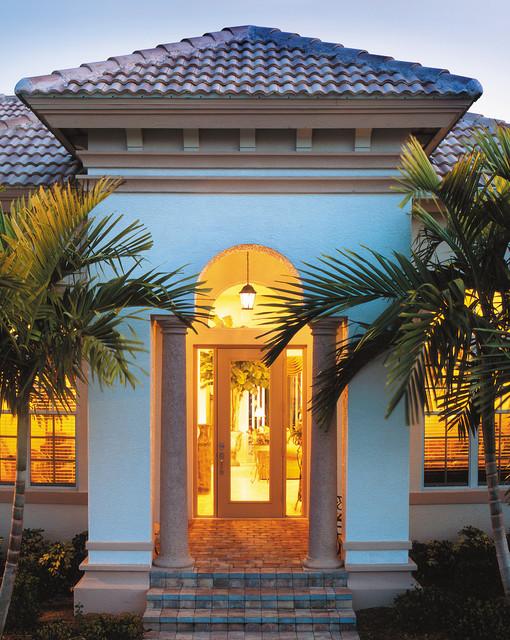 Sater Design Collection 39 S 6758 Toscana Home Plan