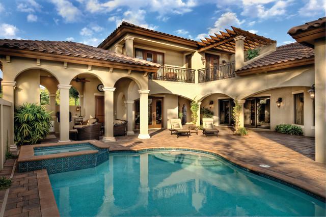 Sater Design Collection 39 S 6797 Casoria Home Plan