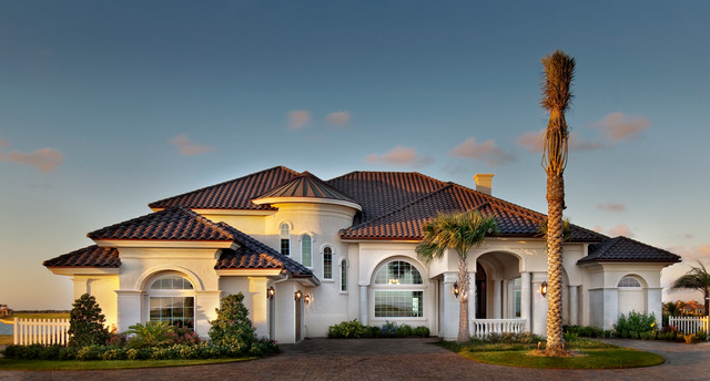 """Sater Design Collection's 6962 """"Padova"""" Home Plan"""
