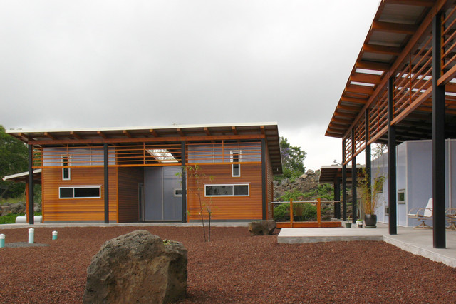 Sato Residence modern-exterior