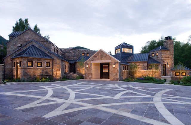 Sawmill Residence traditional-exterior