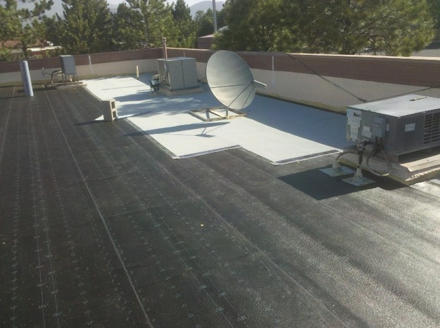 Modified Roofing Materials : Sbs modified bitumen roofing in flagstaff arizona
