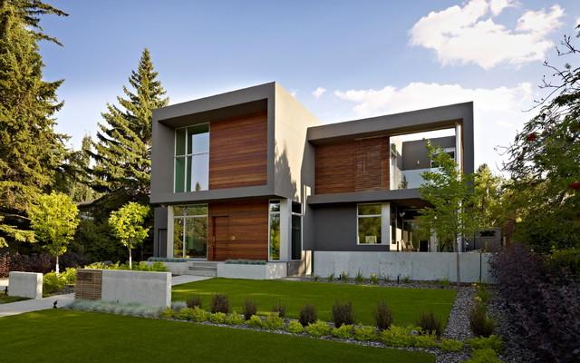 Sd house modern exterior