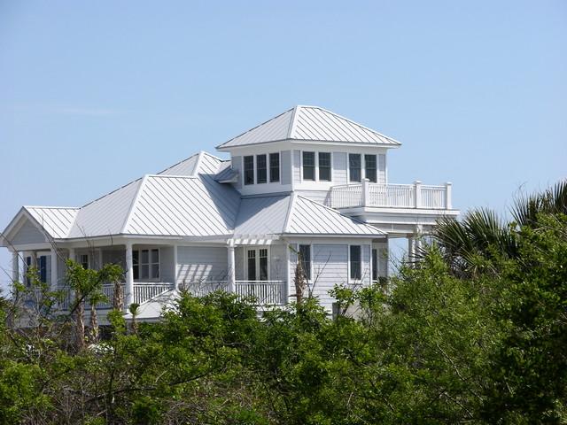 Sea Colony Ocean Front Home tropical-exterior