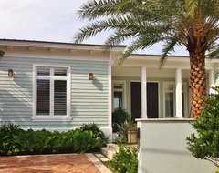 SeaFoam Bungalow tropical exterior