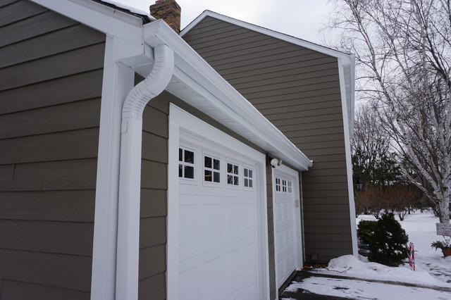 Seamless Gutters Soffit And Fascia In Plymouth Mn