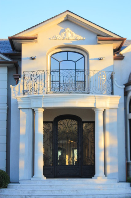 Searing Residence - Aaron Anthony Inc. traditional-exterior